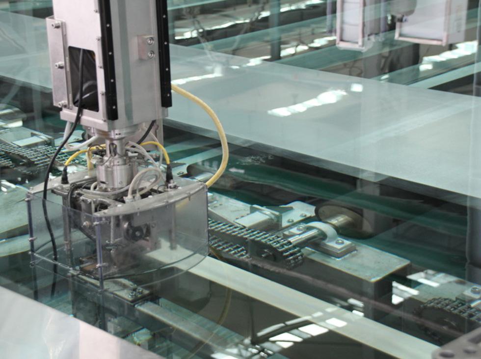 Plate Inspection 187 Scanmaster Ultrasonic Inspection