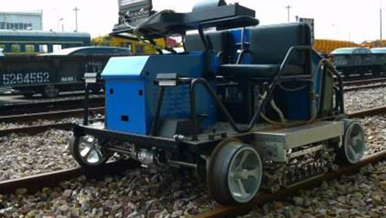 Metro Rail Inspection » ScanMaster – Ultrasonic Inspection Solutions
